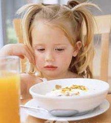宝宝厌食症的初期症状