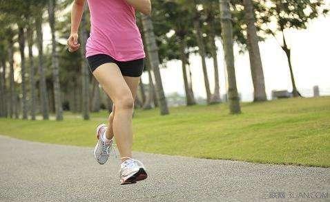 慢跑减肥的正确方法