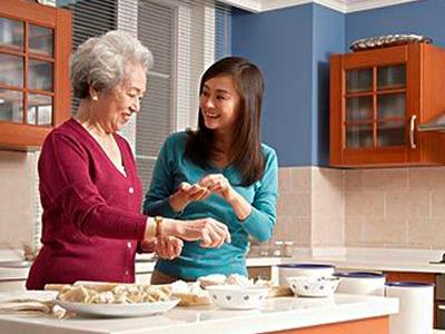 处理婆媳关系的六大方法