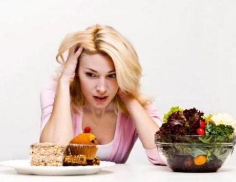 减肥是好,但不能通过节食来减肥