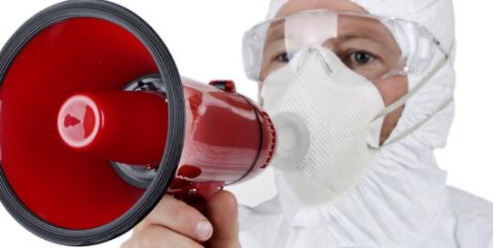 新型冠状病毒有三个最危险的症状
